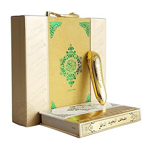 Ramadan Islamic Muslim Qur'an Book and Pen Reader Set Digital Quran Koran with Voice French English Urdu Spanish Indonesia