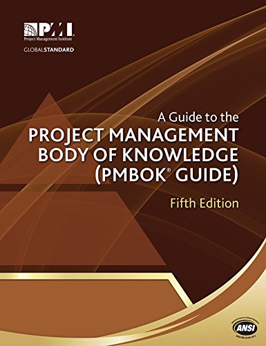A Guide to the Project Management Body of Knowledge ( PMBOK Guide )—Fifth Edition (ENGLISH)