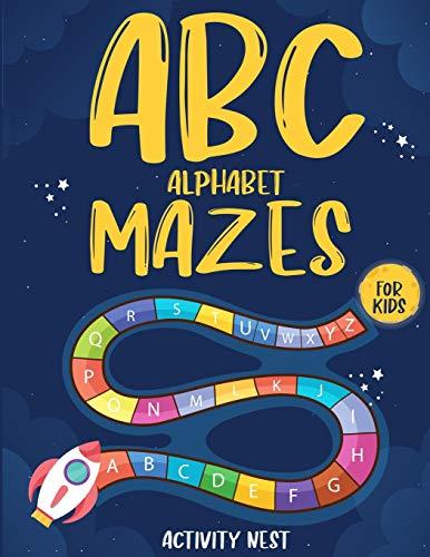 ABC Alphabet Mazes For Kids