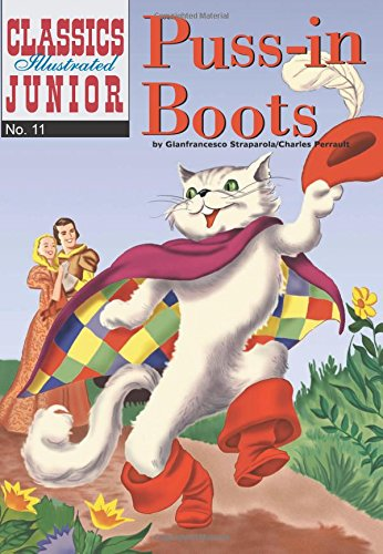 Puss in Boots (Classics Illustrated Junior)