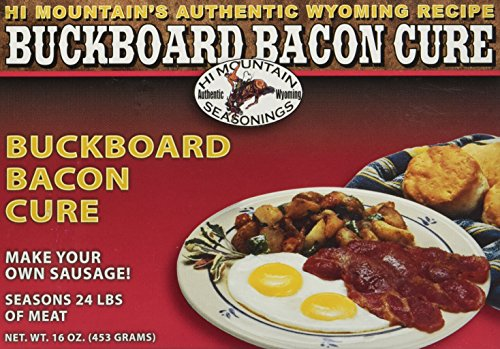 Hi Mountain Buckboard Bacon Cure 16 OZ