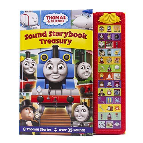 Thomas & Friends - Sound Storybook Treasury - Play-a-Sound - PI Kids
