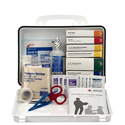 First Aid Only 85 Vehicle Bulk First Aid Kit (220-O)