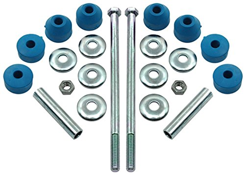 ACDelco Professional 45G0013 Suspension Stabilizer Bar Link Kit with Hardware