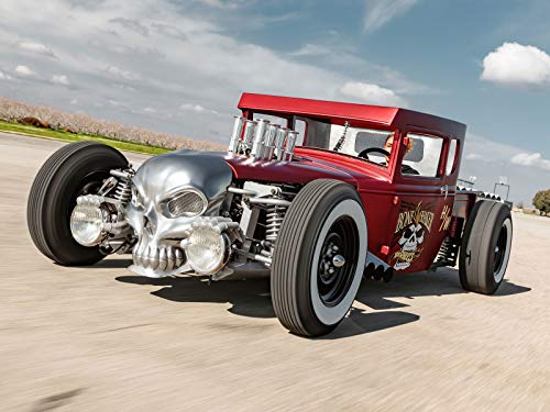 Series Premiere! Hot Rod to the Core: The Bone Shaker