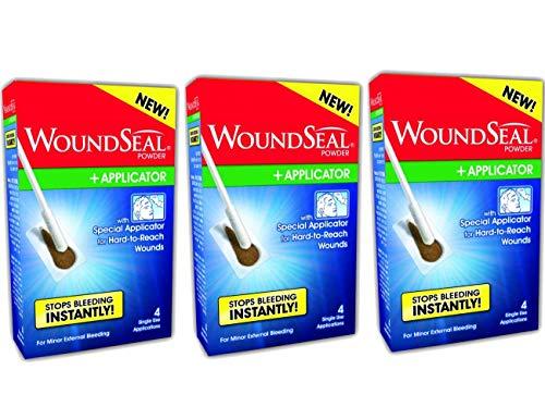 WoundSeal Powder and Applicators Kit (3 Kits)