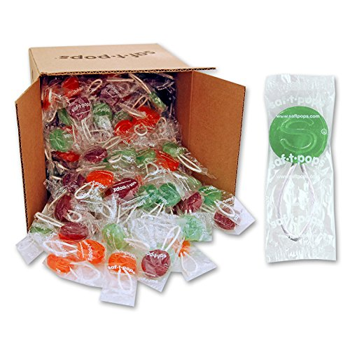 Saf-T-Pops 200 count box Thank You Wrapper