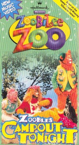 Zoobilee Zoo: Zoobles Campout Tonight