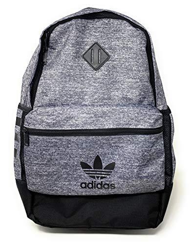 adidas Original Base Backpack, Onix Jersey, One Size