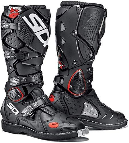 Sidi Crossfire 2 Motorcycle Boot, Black, Size 41
