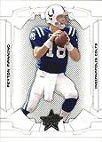 2008 Leaf Rookies & Stars Football Card #40 Peyton Manning