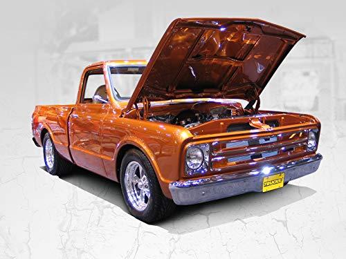 Copperhead Chevy C10 - Part 1