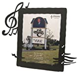 Innovative Fabricators, Inc. Music Notes 8X10 Vertical Picture Frame