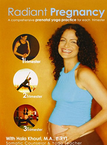 Radiant Pregnancy: A Comprehensive Prenatal Yoga Practice for Each Trimester with Hala Khouri, M.A.