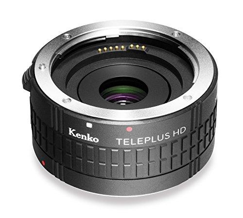 KENKO - Teleplus 2X HD DGX Teleconverter for Canon - Black