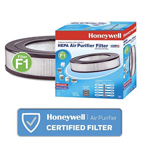 Honeywell Universal 14' Air Purifier Replacement HEPA filter, HRF-F1 / Filter (F)