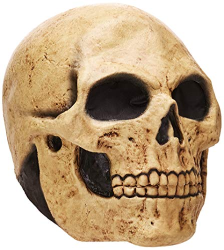 Bone Skull Mask Entire Head Realistic Look Adult Latex Masks
