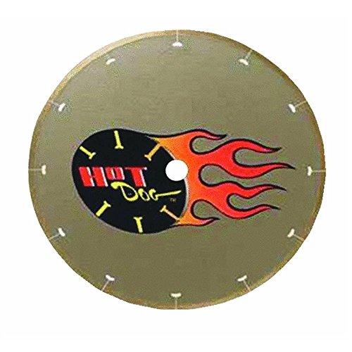 MK Diamond 158434 7' MK-225 Hot Dog Premium Thin-Rim Blade