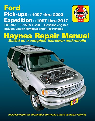 Haynes Publications, Inc. 36059 Repair Manual
