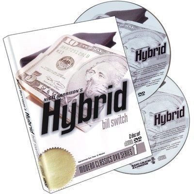 Abra Entertainment Hybrid w/CD Nigel Harrison, DVD