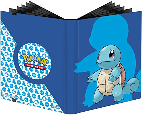 Ultra Pro Squirtle 9-Pocket Pro Binder for Pokemon