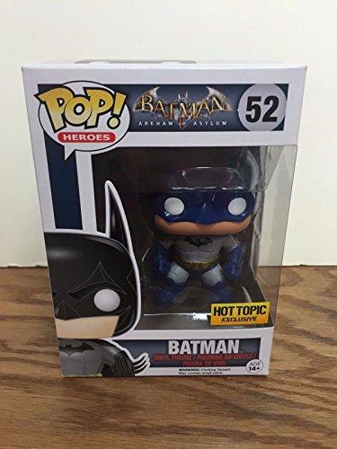 Funko POP! Arkham Asylum Blue Batman Hot Topic Exclusive