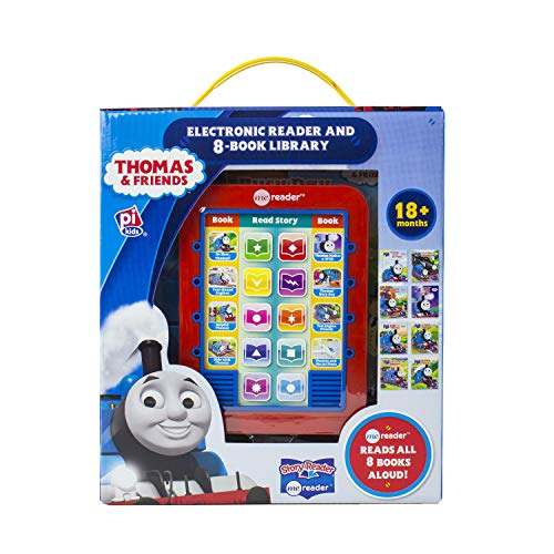 Thomas & Friends - Me Reader Electronic Reader and 8-Book Library - PI Kids
