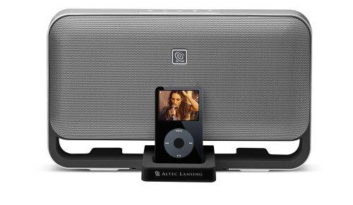 Altec Lansing M602 Speaker System for iPod (Black)