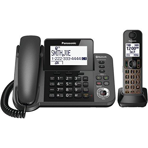 Panasonic KX-TGF380M DECT 1-Handset Landline Telephone