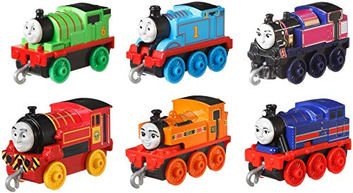 Thomas & Friends Fisher-Price Trackmaster, Around The World 6-Pack [Amazon Exclusive]