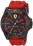 Ferrari Men's 0830308 XX KERS Analog Display Japanese Quartz Red Watch