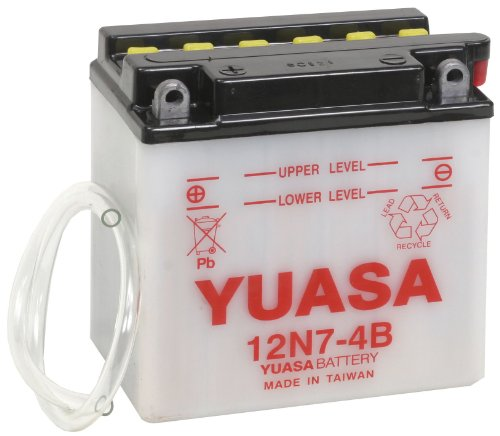 Yuasa YUAM2270B 12N7-4B Battery