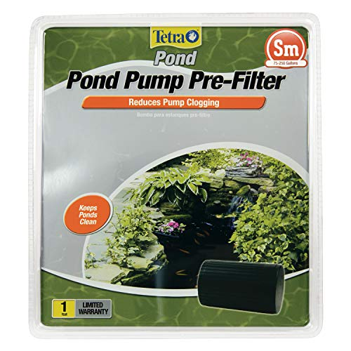 TetraPond Cylinder Prefilter for Water Garden Pumps