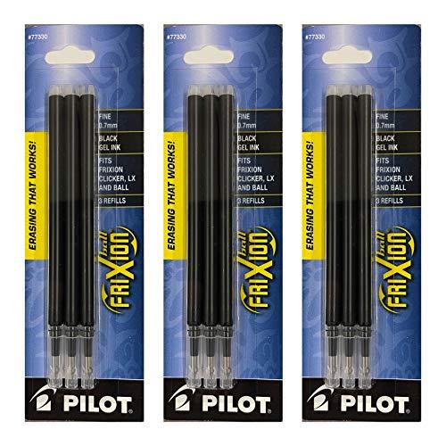 PIL77330 - Pilot FriXion Gel Ink Pen Refills