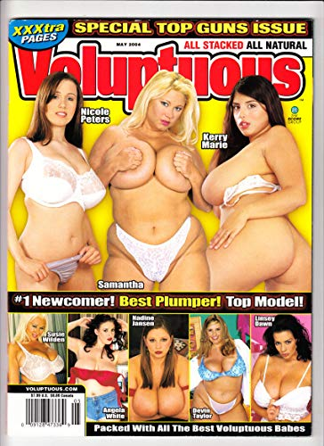 Voluptuous Adult Magazine May 2004 226al