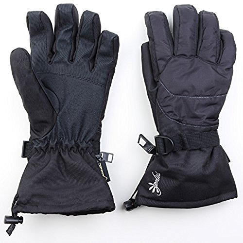 Gordini Women's Gore-Tex Glove, Black, Medium