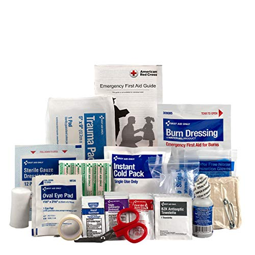 First Aid Only 90782 10 Person ANSI A, First Aid Kit Refill