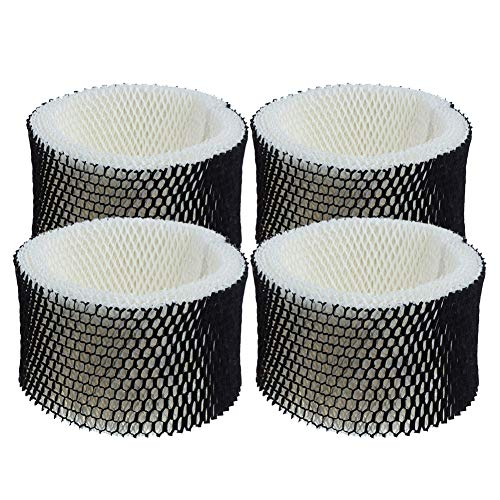 Colorfullife 4 Pack Filters Compatible with Holmes & Sunbeam Humidifier Filter A,Replacement Parts HWF62 HWF62CS HWF62D (4)