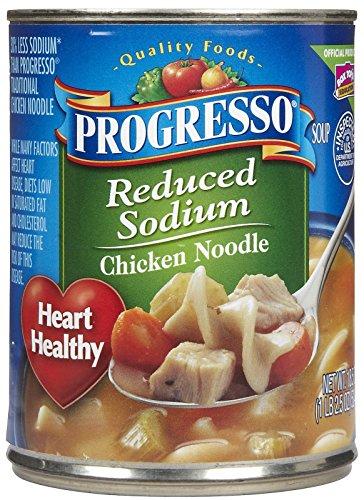 Progresso Reduced Sodium Soup - Chicken Noodle ,18.5 Ounce
