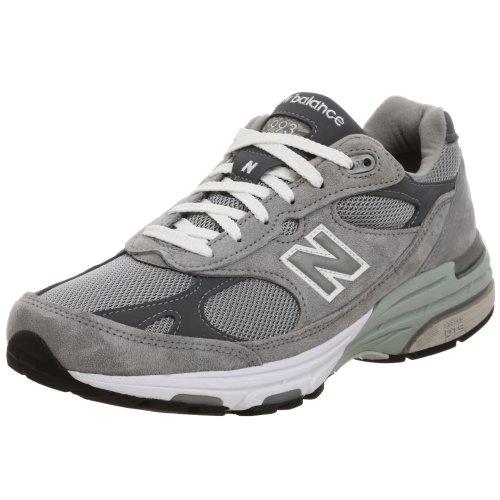 New Balance Mens Made 993 V1 Sneaker, GREY, 11 D US