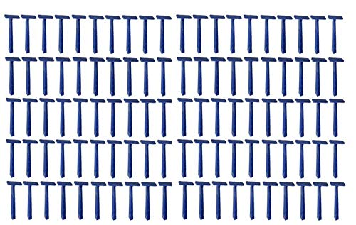 100 Disposable Twin Blade Razors at Bottom Pricing