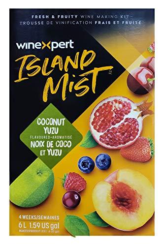 Island Mist Coconut Yuzu Pinot Gris