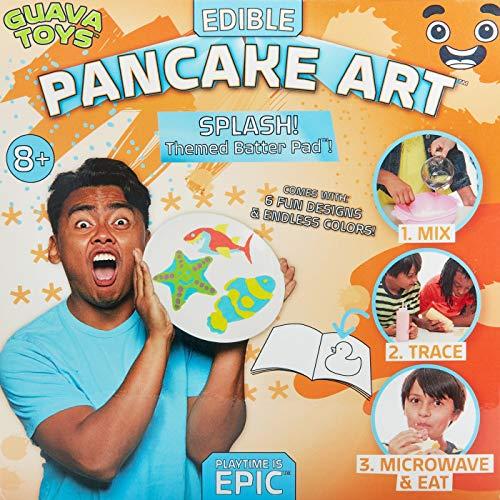 Guava Toys Pancake Art Activity Kit
