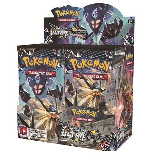 Pokemon TCG Sun & Moon Ultra Prism 36 Pack Booster Box