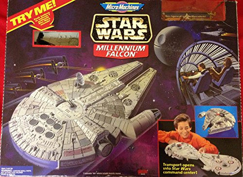 Star Wars Micro Machines Millennium Falcon