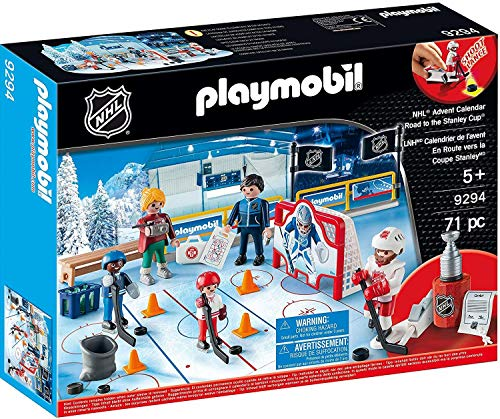 PLAYMOBIL NHL Advent Calendar - Road to The Cup