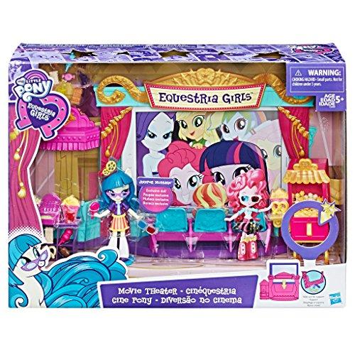 My Little Pony Equestria Girls Minis Movie Theatre