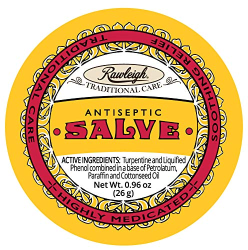 Antiseptic Salve -0.96 oz - by WT Rawleigh