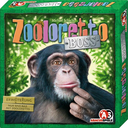 Abacus Spiele ABA04102 Zooloretto Boss Erweiterung Game