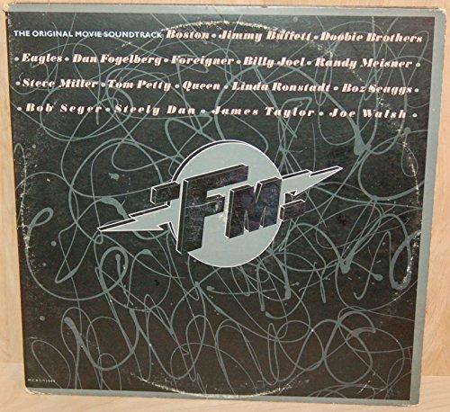 FM: The Original Movie Soundtrack [2 LP Record]